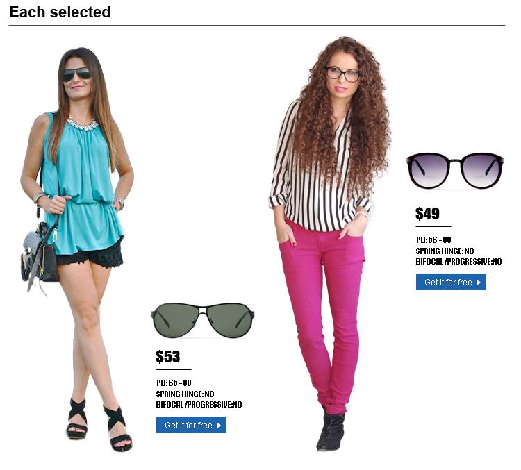 modelos gafas de sol
