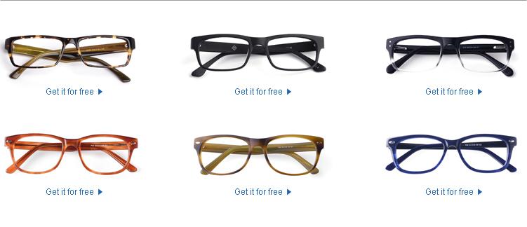 Gafas gratis firmoo