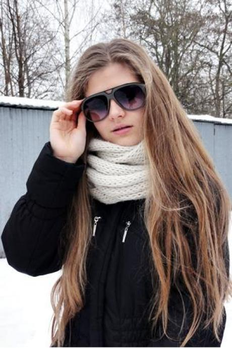 JELLYGIRL: Sunglasses in winter