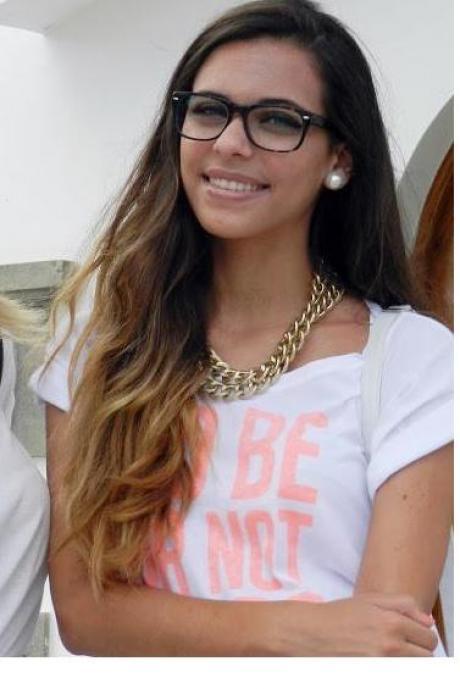 eyeglasses fashion zkgq  Sarah Shahi Eyeglasses
