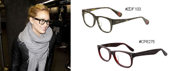 CLEAR LENS FASHION GLASSES - Sunglasses - Mens Accessories