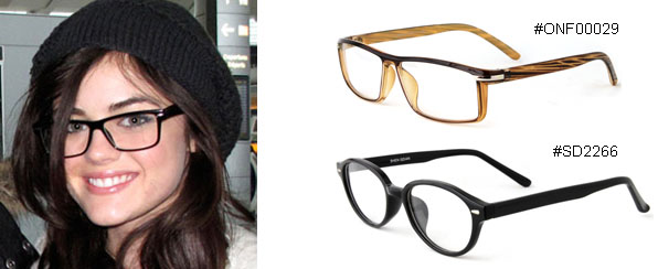 Lucy Hale Eyeglasses