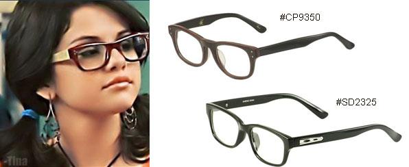 Selena Gomez Eyeglasses