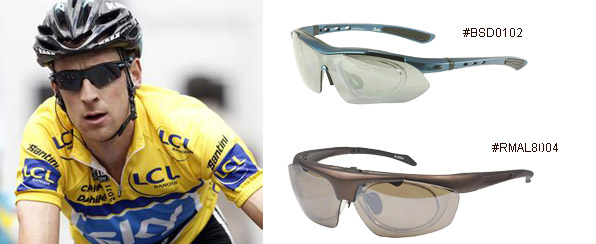 Prescription Sports goggles